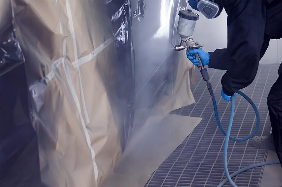 Winston-Salem Auto Paint Repair