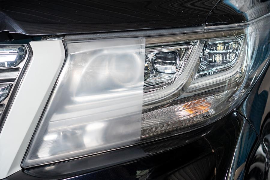 Winston-Salem Headlight Restoration